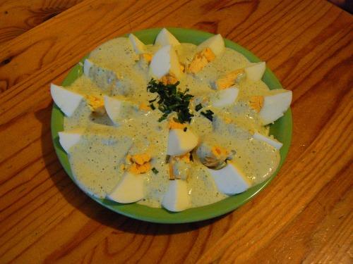 Jajka pod zielonym majonezem_1