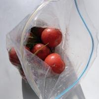 Szybkie pomidorki marynowane w woreczku
